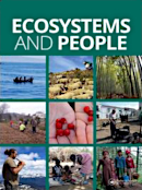 Journal Ecosystems and People Cover